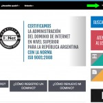 Tutorial: Cómo delegar un dominio en nic.ar