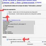 Tutorial: Cómo exportar una base de datos en MySQL