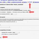 Tutorial: Cómo importar una base de datos MySQL