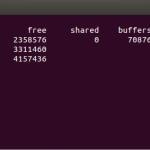 Entendiendo el comando «Free» en Linux
