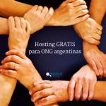 Hosting gratis para las ONG en Argentina