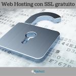Web Hosting con SSL gratuito