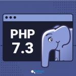PHP 7.3 disponible en nuestros servicios