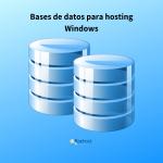 Cómo crear, importar y exportar bases de datos en Hosting Windows