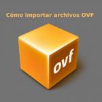 ¿Cómo importar archivos OVF a un DataCenter Virtual?