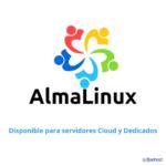 AlmaLinux, disponible en los servidores de Baehost